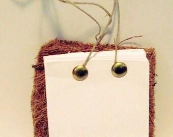 Hanging Mini Notepad