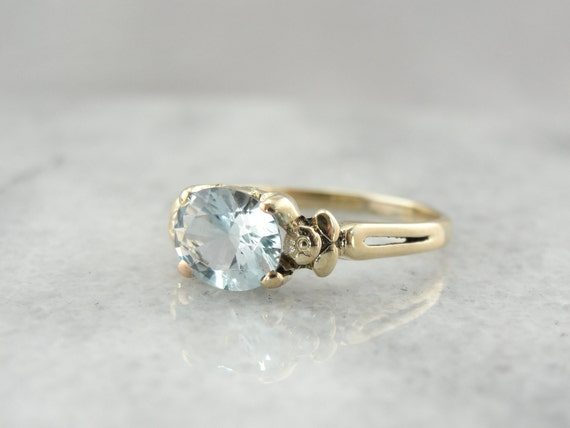 reserved payment antique posy ring setting with fancy