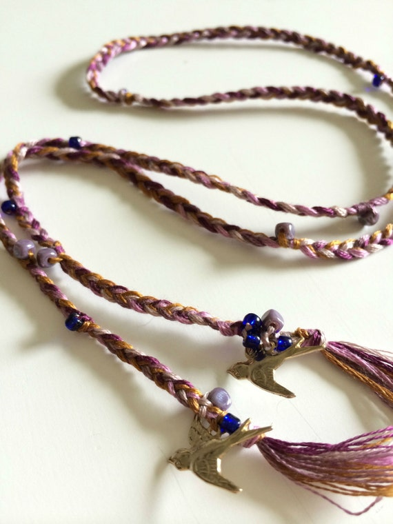 string hair wrap machine