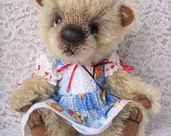 Artist Teddy Bear Julia