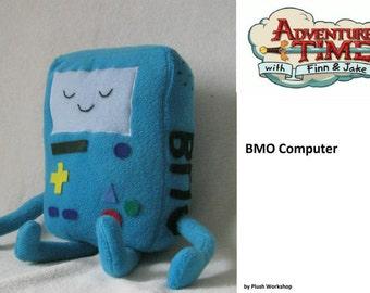 BMO Computer Plush Adventure Time