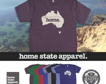 Home State Apparel Australia Home Shirt Men's/Unisex