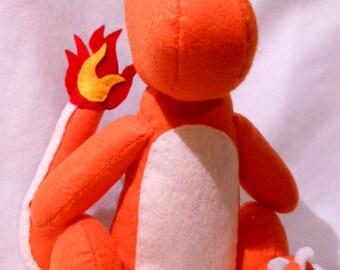 Charmander Pokemon Plush