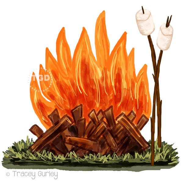 campfire and marshmallow clip art watercolor clip art smores clipart coloring s'mores clip art black and white