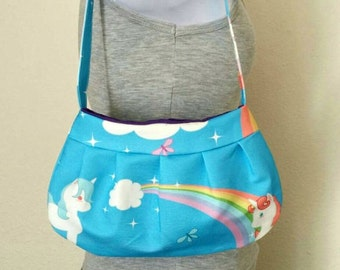Unicorn Rainbow Purse