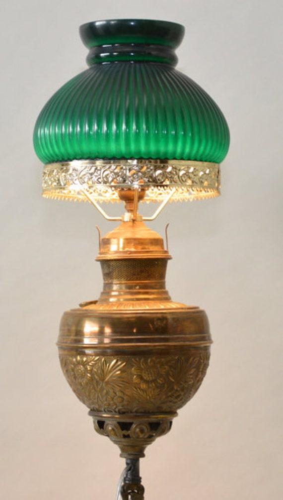 Antique Bradley And Hubbard Piano Lamp Antique Lighting