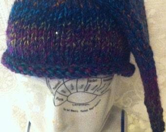 Elf Pixie Adult Marble Hat