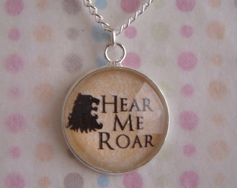 Game of Thrones House Lannister V1 Necklace