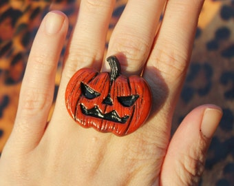 Pumpkin Ring