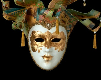 Venetian Mask | Beauty Venice Face