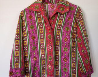 SALE Decorative 70's Shirt