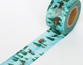 Christmas Animal Washi Tape 'Winter Forest' by Masté