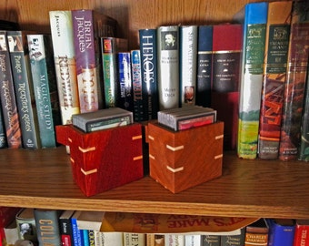 Wooden Magic the Gathering Deck Boxes