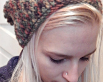Slouch Style hat