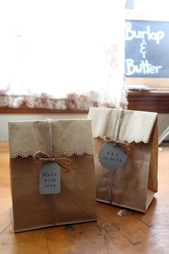 Wedding Favor Bags Paper : Wedding Paper Favor Bags, Wedding Favor Bags, Gift Bags, Kraft Paper ...