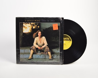 "CAROLE KING - ""One To One"" vinyl record"