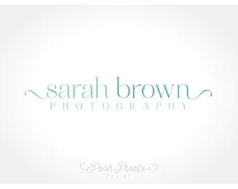 Logo Design, Custom typography logo, Elegant logo, Simple logo, Photography logo, Wordmark