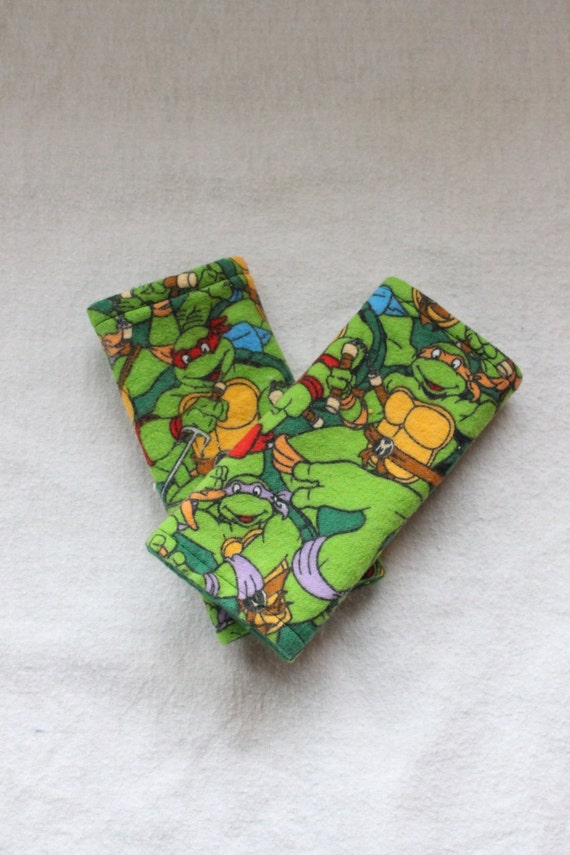 teenage mutant ninja turtles inspired infant car seat strap. Black Bedroom Furniture Sets. Home Design Ideas
