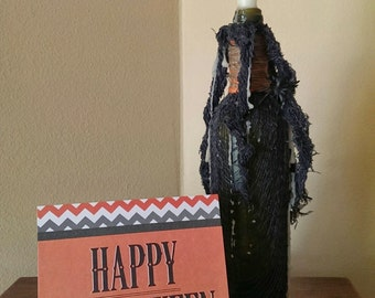 "Set of 2 ""Happy Halloween"" Halloween cards"