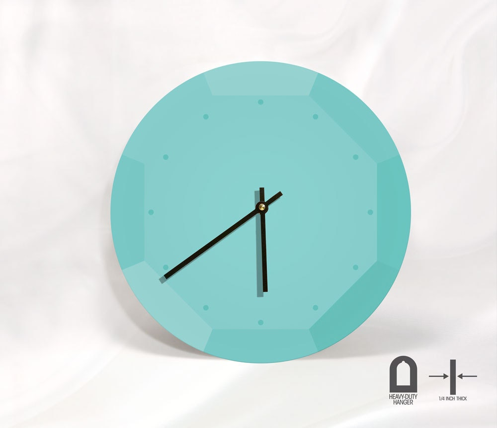 Contemporary Wall Clock Unique And Minimalist Wall Clock