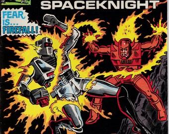Rom #4, March 1980 Issue - Marvel Comics - Grade G