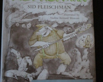 "1979 First Edition Hardcover of ""The Hey Hey Man"" by Sid Fleischman"