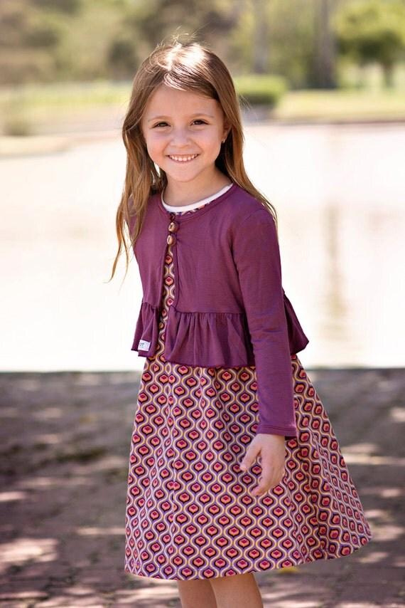 أزياء الاطفال الفساتين المريحة بالنسبة للفتيات. بوابة 2014,2015 il_570xN.683849155_5