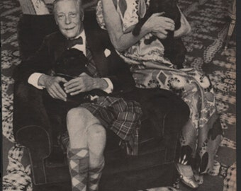 Vogue circa 1960s HRH The Duke and Duchess of Windsor - cele447