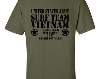 Surf Team Vietnam T-Shirt