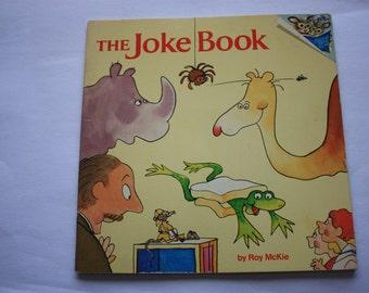 Vintage The Joke Book by Roy McKie