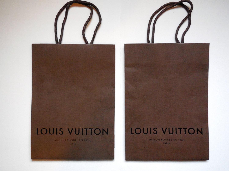 3062d83753a Images of Louis Vuitton Paper Shopping Bag - #gepezz
