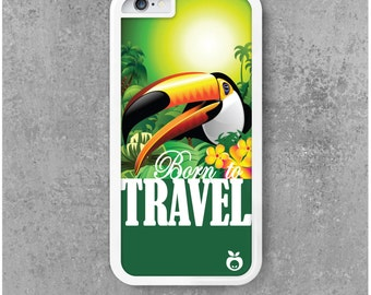 IPhone 6 / 6s Case Bird Toucan Travel
