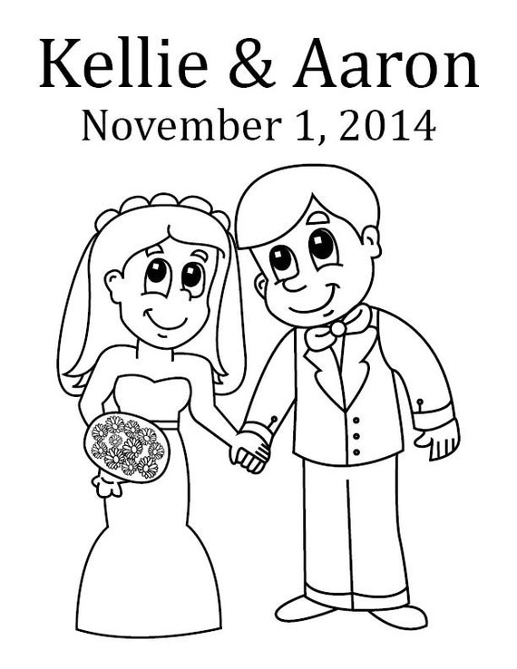 coloring pages of a groom - photo#33