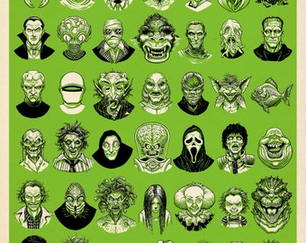 History of Monsters