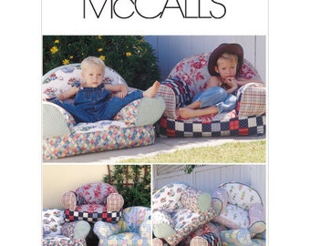 McCall's 9665 home decorating kids's chair.