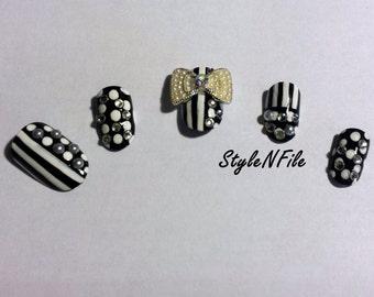 3D Japanese Nail Art