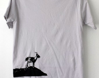 Mountain Goat Shirt - For Hikers, Mountain Climbers