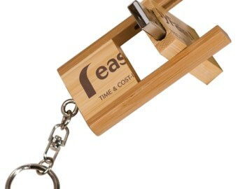 Personalized Wooden USB Flash Drives- Holds 4GB of info, pics, etc. Great gift for Wedding parties, birthdays, Business gifts, etc..