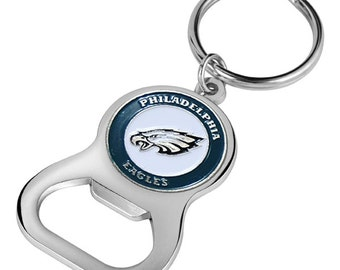 Philadelphia Eagles Keychain Bottle Opener
