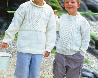 462dd2053765 Instant PDF Digital Download Vintage Row by Row Knitting Pattern ...