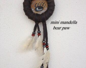 Mandella Bear paw- mini -  ref: M 140206