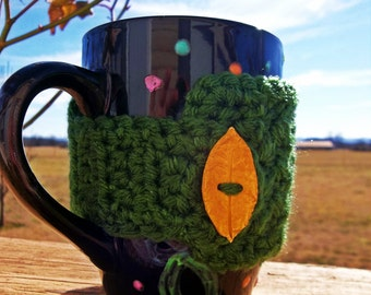 Forest Canopy Mug Cozy