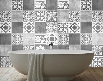 Tiles Decals Luxury Tiles Stickers Tile Stickers Tiles For Kitchen Kitchen Splashback