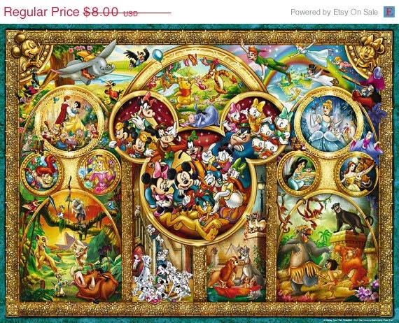"GOOD PRICE - Limited Time Counted Cross Stitch - The Best Themes - 35.43"" x 26.57"" - L678"