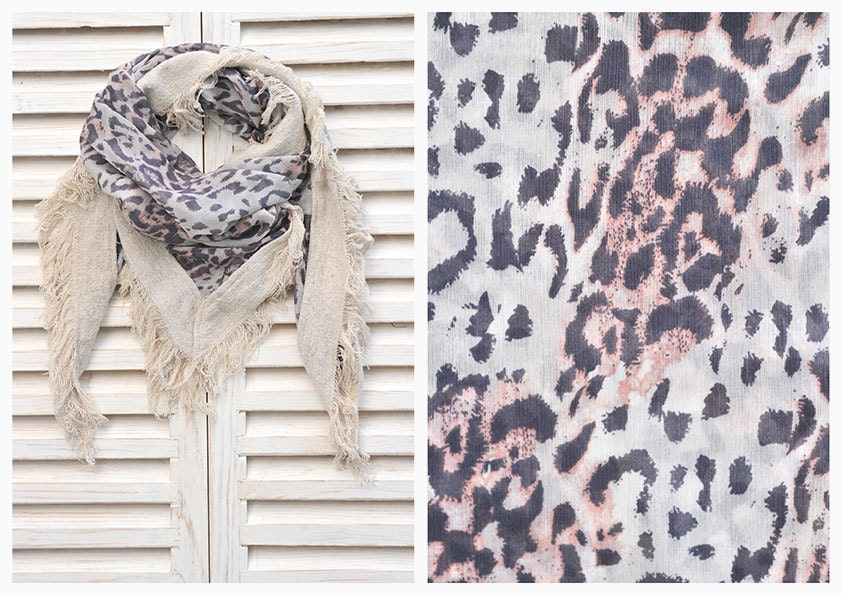 Find used Leopard Print Scarf for sale on eBay, Craigslist, Amazon and others. Compare 30 million ads · Find Leopard Print Scarf faster! Speed up your Search.