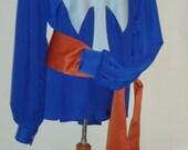 Dr. Strange-Inspired Shirt and Sash