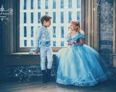 Cinderella 2015 Dress - Disney Cinderella Inspired Dress