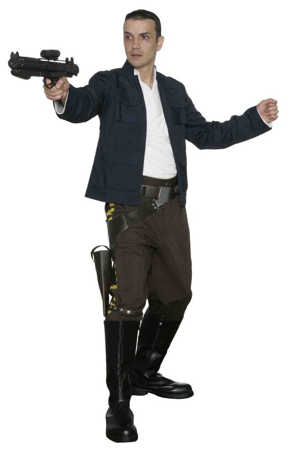 star wars han solo costume the empire strikes back. Black Bedroom Furniture Sets. Home Design Ideas