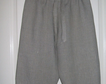 Pants, Linen Pants,Bloomers, Beach Pants, Casual Pants