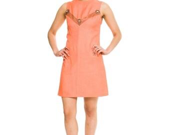 1960s Vintage Beaded Dress  Size: S/M